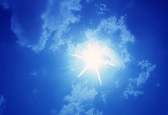 仏法真理の太陽が昇る