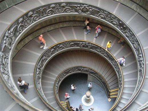 人生とは仏に近づいてゆくための階梯