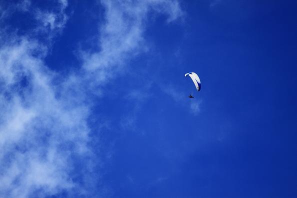 Paraglider パラグライダー