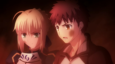 Fate/stay night [UBW] 第3話