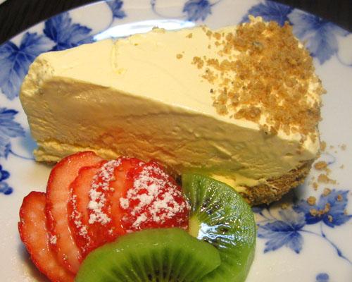 アイスケーキ ごま