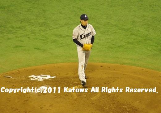 牧田和久投手1