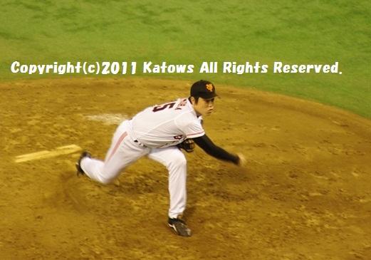 西村健太郎投手2