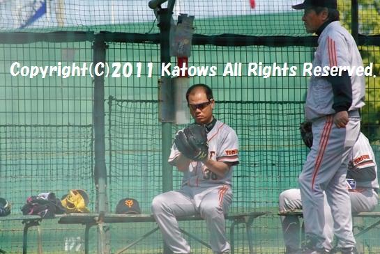朝井秀樹投手1