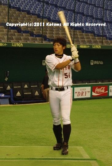 藤村選手 打撃練習3