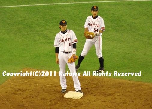 藤村選手と勇人選手