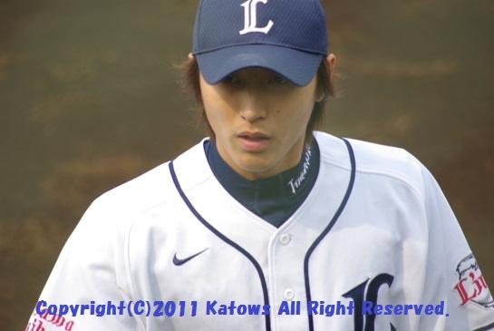 平野将光投手#19その2