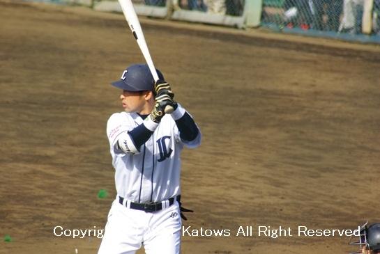 大崎 雄太郎外野手 #0