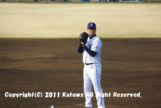 坂元弥太郎投手