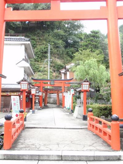 稲荷神社いりぐち
