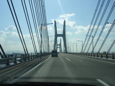 瀬戸大橋です。