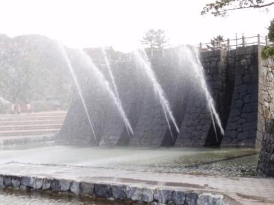 吉香公園噴水