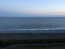 もう、だいぶ暗いな。 #海 #海photo