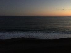 今日も大島が見える。空気が乾燥してるから? #海 #海photo
