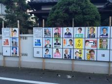 世の中的には沖縄県知事選が話題だけど、二宮町も町長選と町議会選のダブル選挙らしい。なんでこんな時期なんだろ?昔なんかあったのか? #神奈川県
