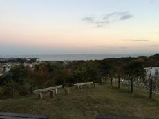 秋は夕暮れ。 #海 #海photo