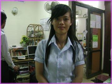 English Teacer of Hikari Language School