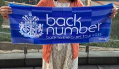 backnumberライブ3