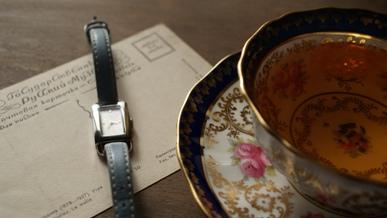photo tea&watch