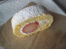 圧縮画像ロールケーキ2
