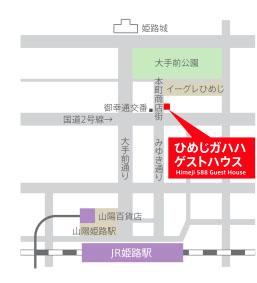 地図(simple)