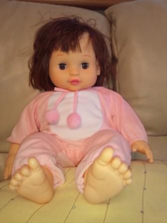 あかちゃん人形
