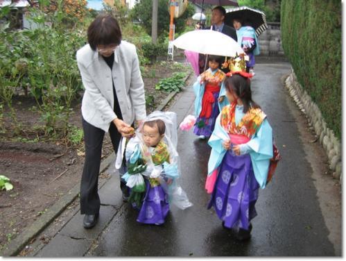 2008お稚児さん hinamarukoとたろべ