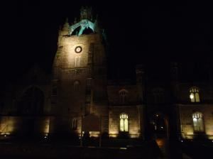 夜のking's college
