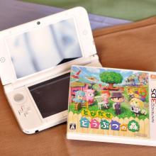 3DSです!
