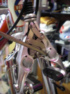 Campagnolo Delta Brake Installing