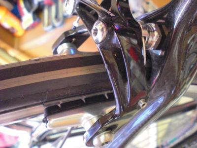 Campagnolo Record Brake Shoe