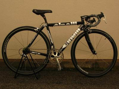 Cinelli Starship Custom Overview