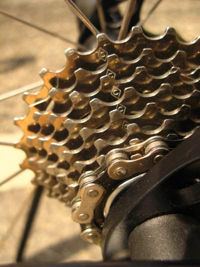 Campagnolo Record Titanium 8-speed Sprocket