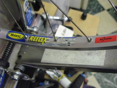 Mavic Reflex rim