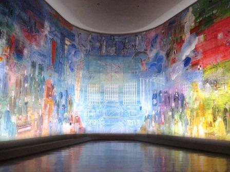 dufyの壁画