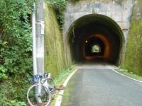 今日のトンネル