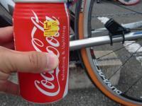 コーラ補給