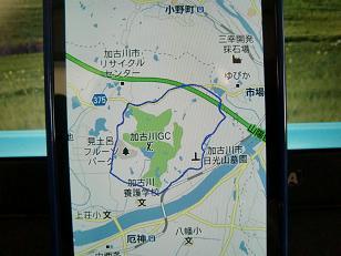 見土呂マップ