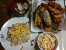 夕飯3-3