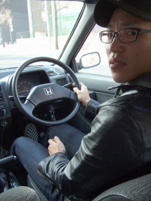 井村ドライブモード