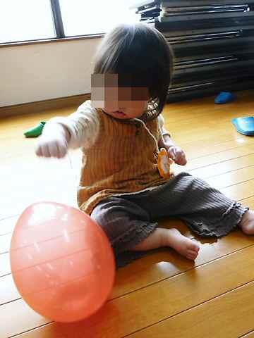 初リトミック・風船