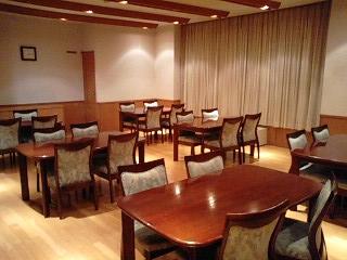 リゾプロ食堂