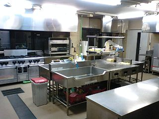 リゾプロ厨房