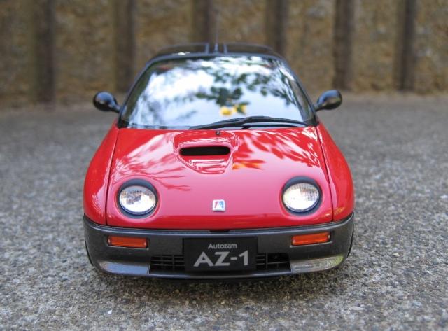 アオシマ AZ-1