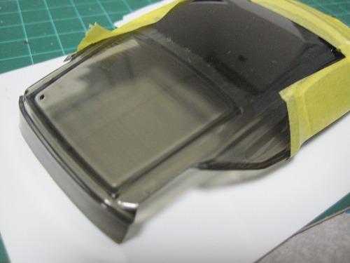 フジミ CR-Z 製作