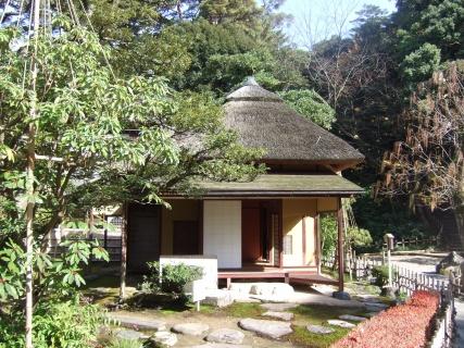 金沢 茶室
