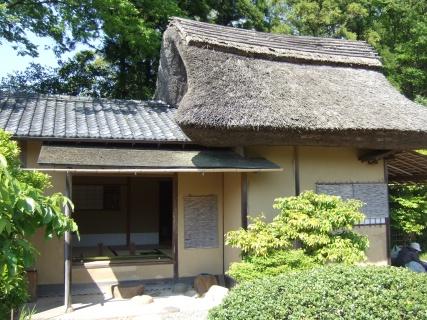 松江 茶室