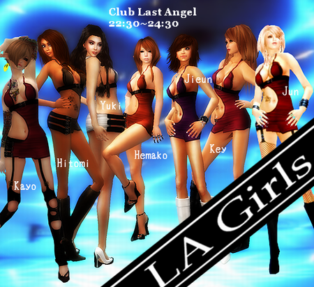 LA Girls 2011.4 mi