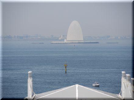 東京湾の真ん中でお昼寝zzzz3