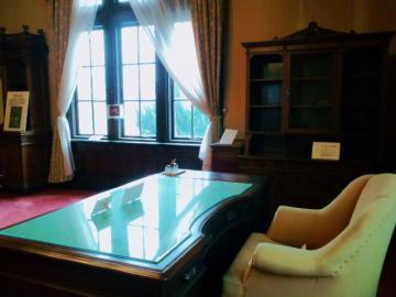 旧京都府知事室
